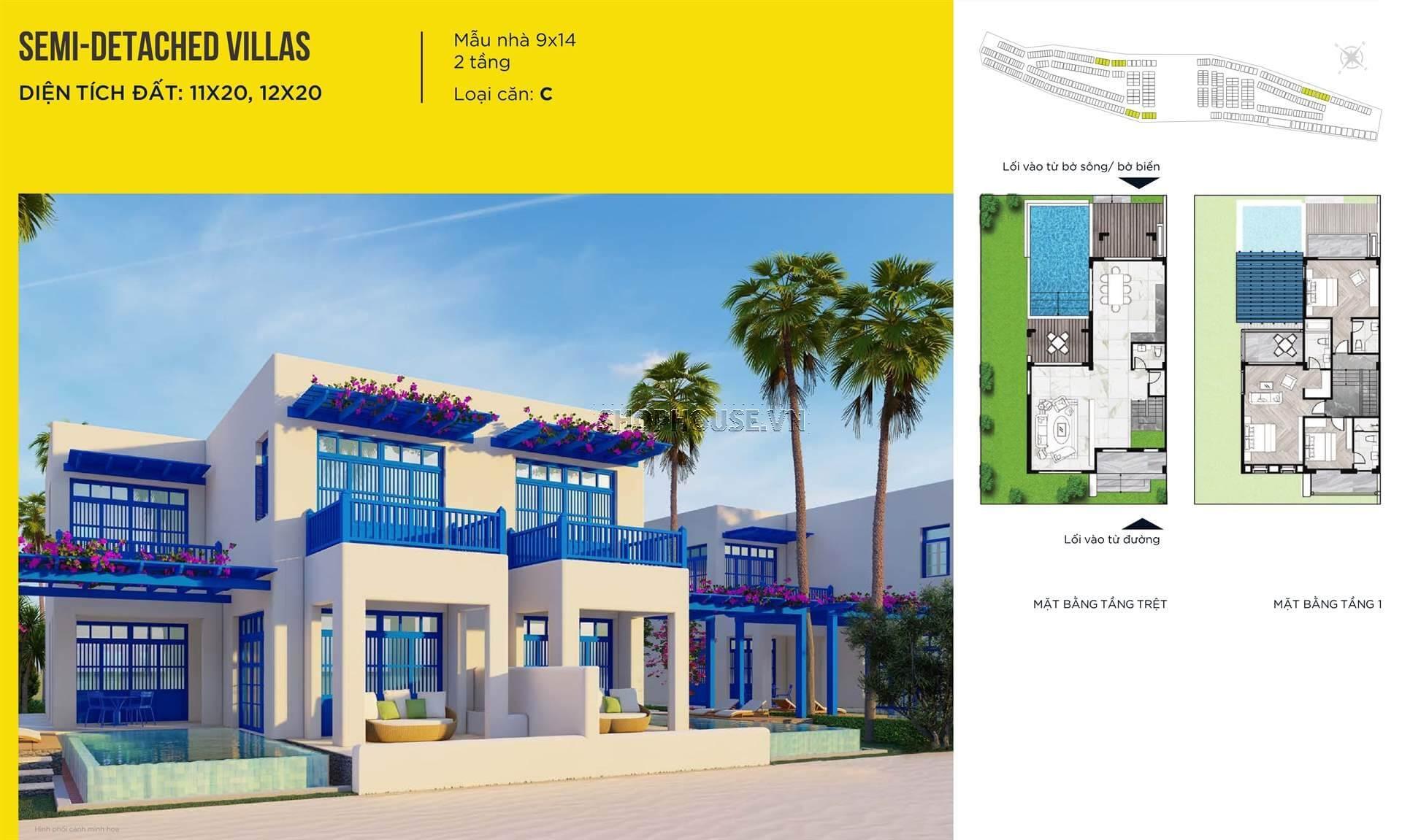 thiet-ke-biet-thu-song-lap-semi-detached-villas-Habana-Island-dien-tich-11x20-12x20-can-C