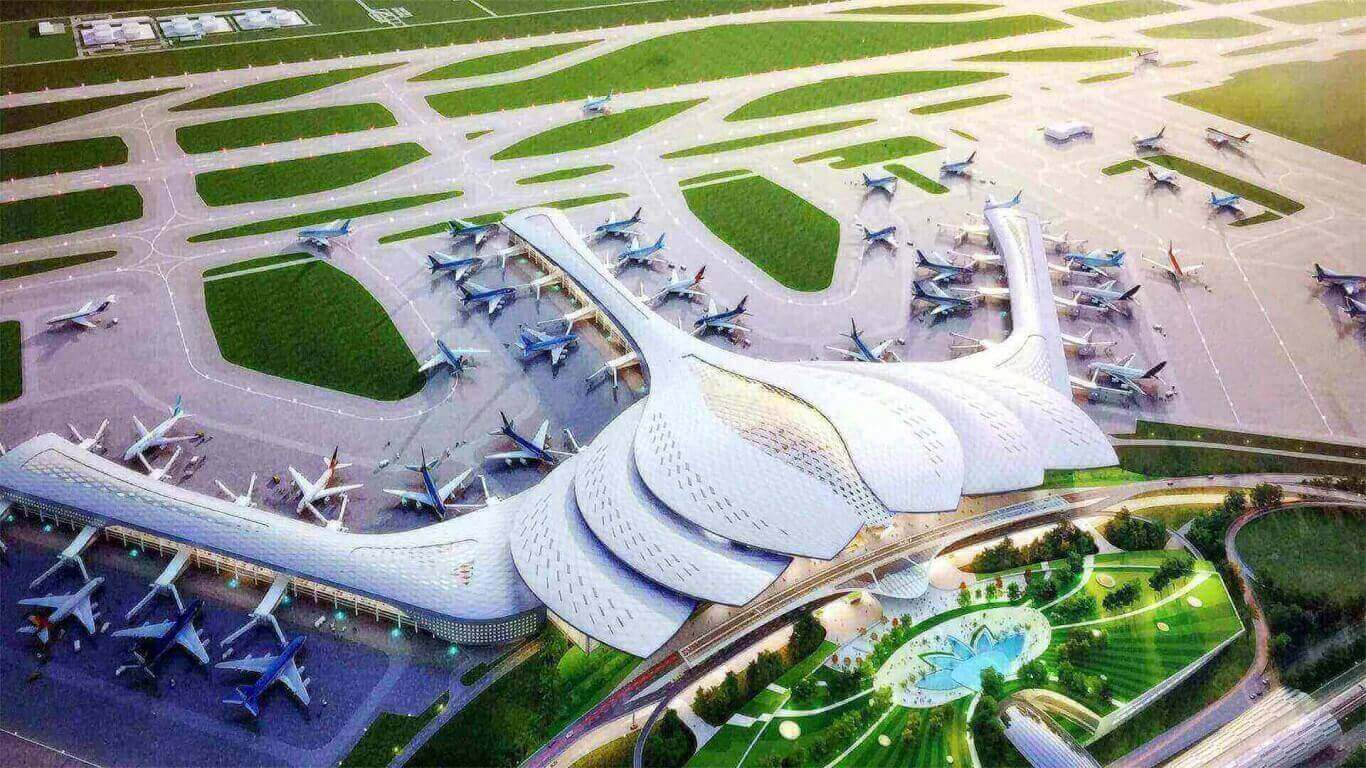 Khởi công dự án sân bay Long Thành