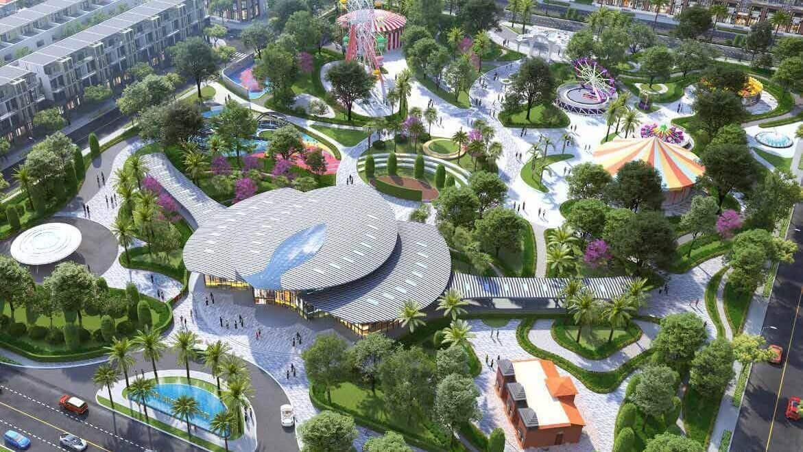 Sky Park Gem Sky World - Công Viên Trung Tâm