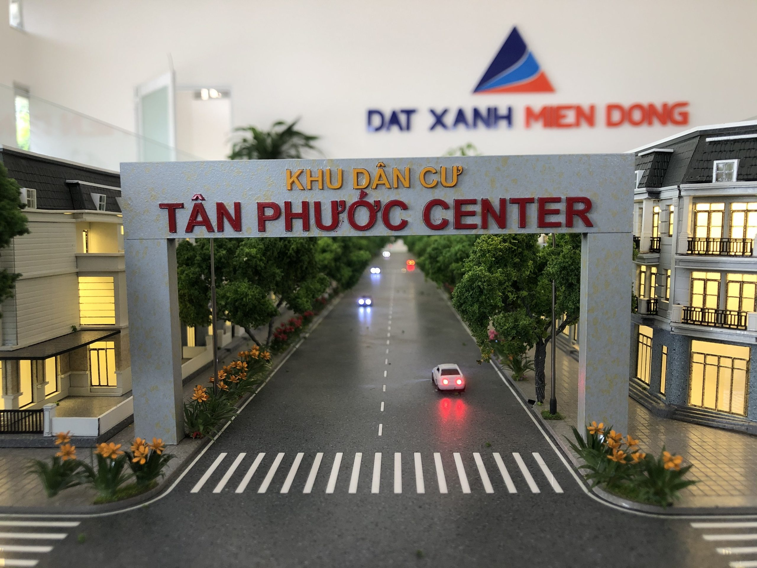mo hinh tan phuoc center dat nen binhphuo shophousevn scaled 1