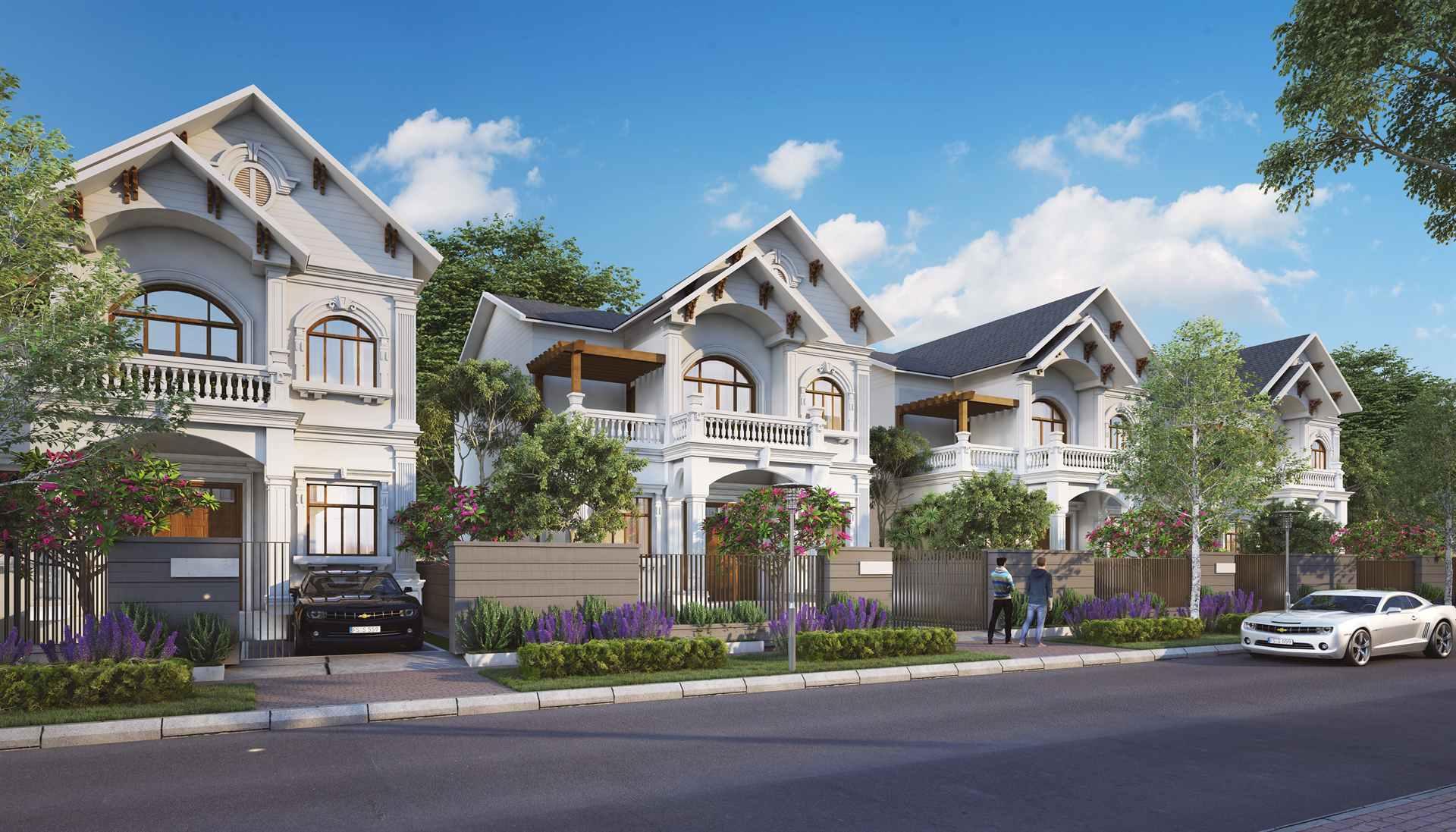 villa biet thu du an dat nen Tan Phuoc Center binh phuoc datxanhmiendong shophousevn