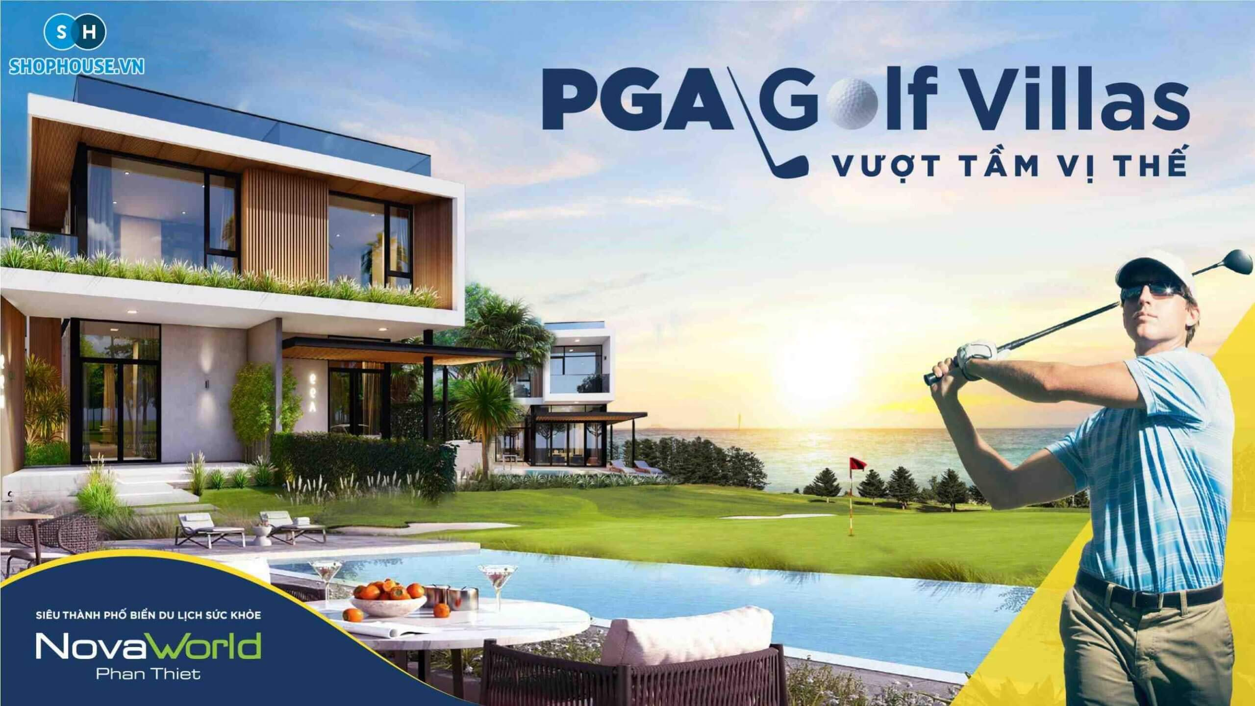 biet thu Novaworld Phan Thiet PGA Golf Villa scaled
