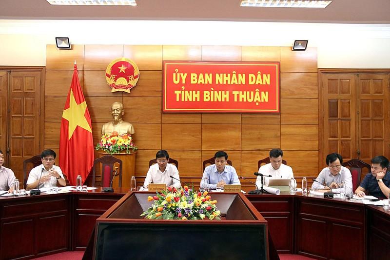 UBND tỉnh Bình Thuận