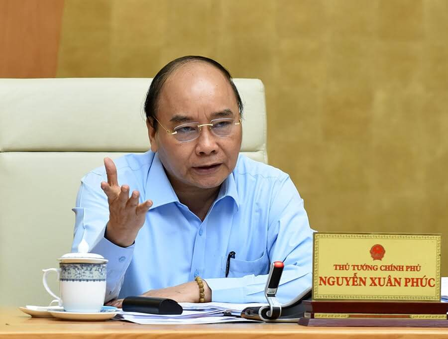 Thủ Tướng Nguyễn Xuân Phúc thảo luận về 100% vốn đầu tư Công cho Cao Tốc Dầu Giây Phan Thiết