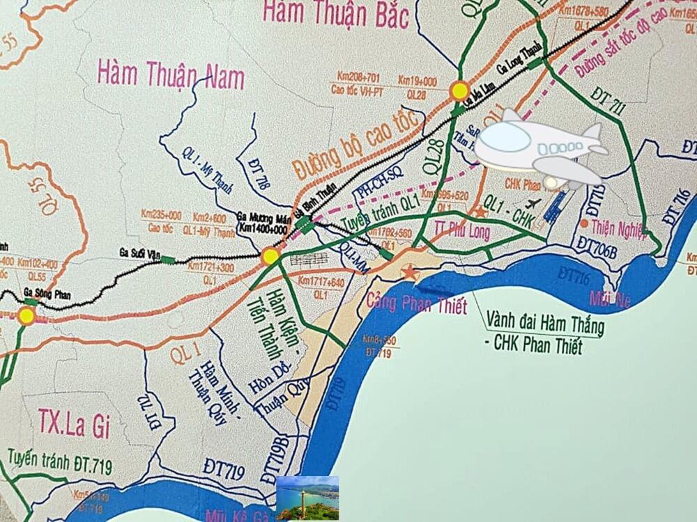 Các trục đường cao tốc trọng điểm Bắc Nam