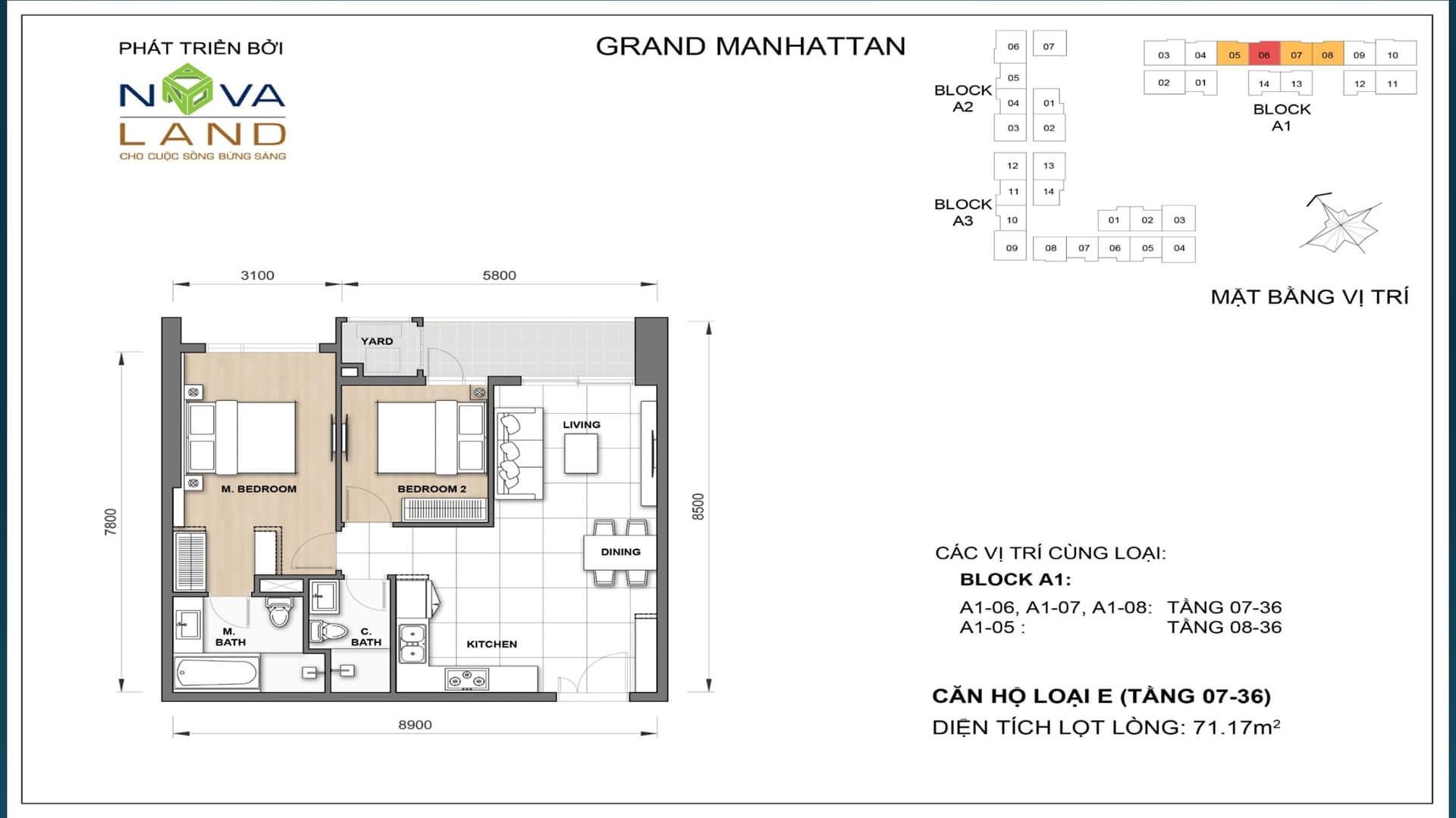 Ban-Ve-Ky-Thuat-Can-Ho-Du-An-Grand-Manhattan-Q1-HCM-Novaland-dien-tich-lot-long-71.17m2