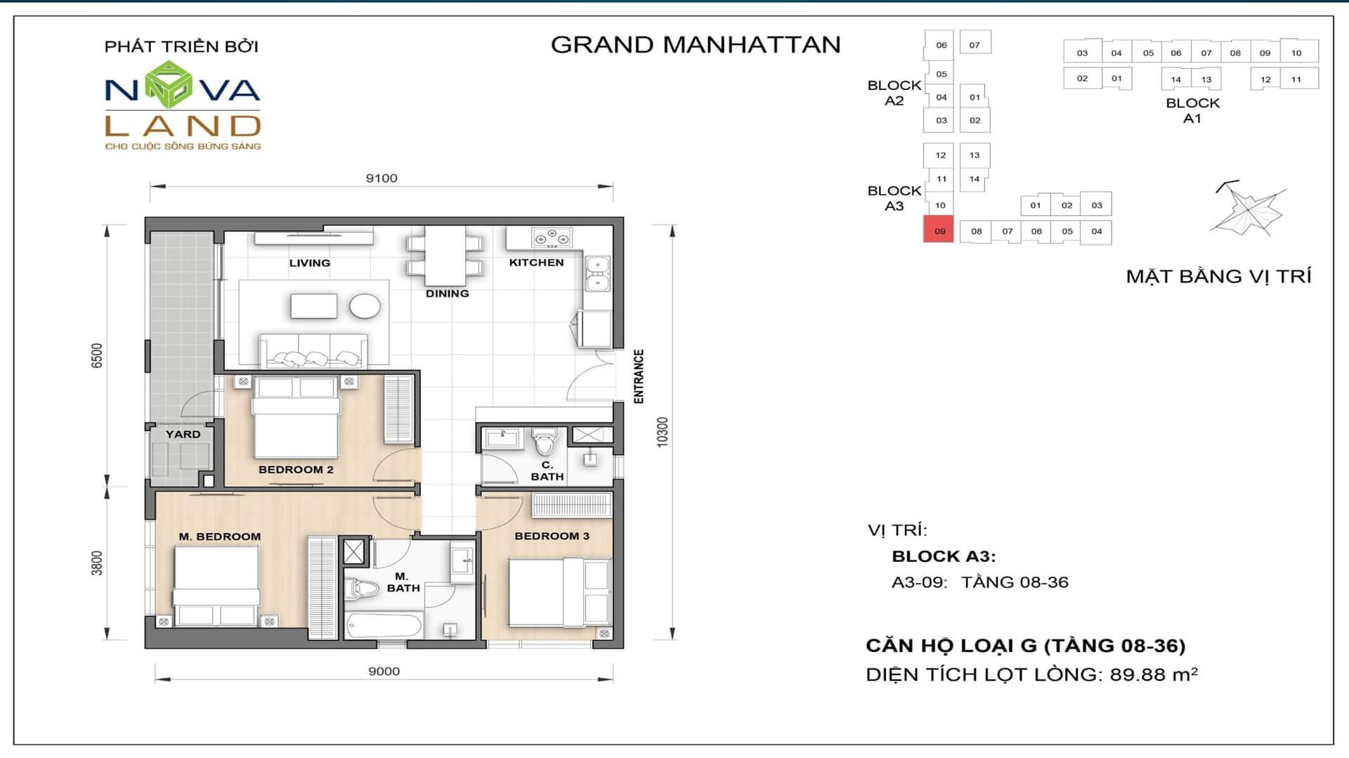 Ban-Ve-Ky-Thuat-Can-Ho-Du-An-Grand-Manhattan-Q1-HCM-Novaland-dien-tich-lot-long-89.88m2-3PN