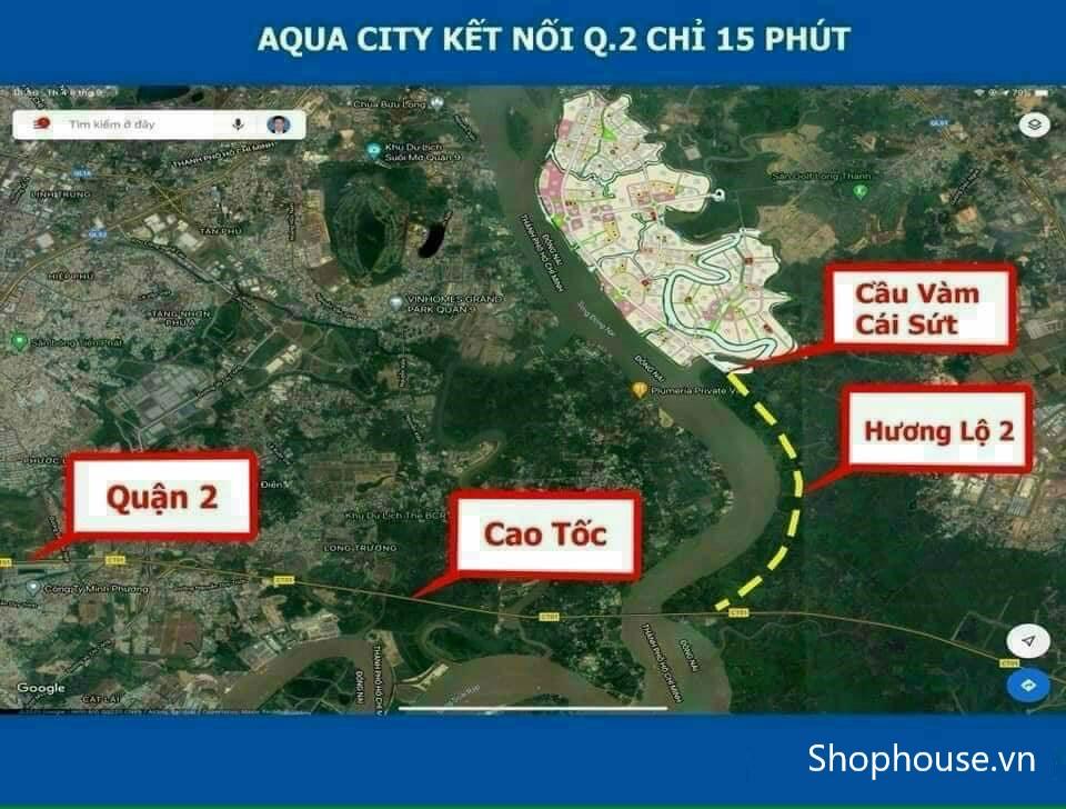Vị trí của Cầu Vàm Cái Sứt - sứ mệnh đưa Hương Lộ 2 kết nối HCM 20p di chuyển