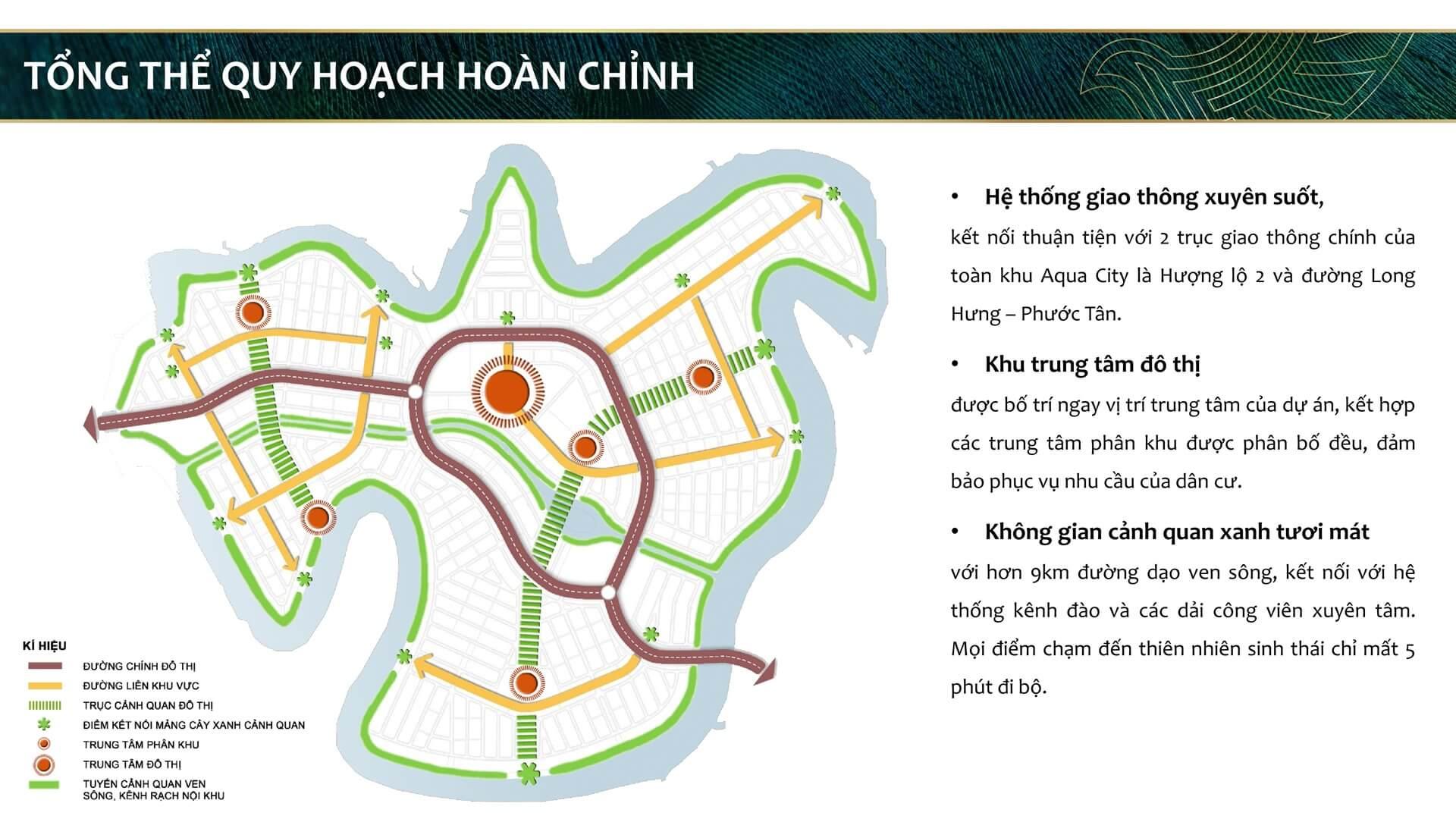 Tong-the-quy-hoach-cac-tuyen-duong-noi-khu-du-an-Aqua-City-Dao-Phuong-Hoang-Phoenix-South
