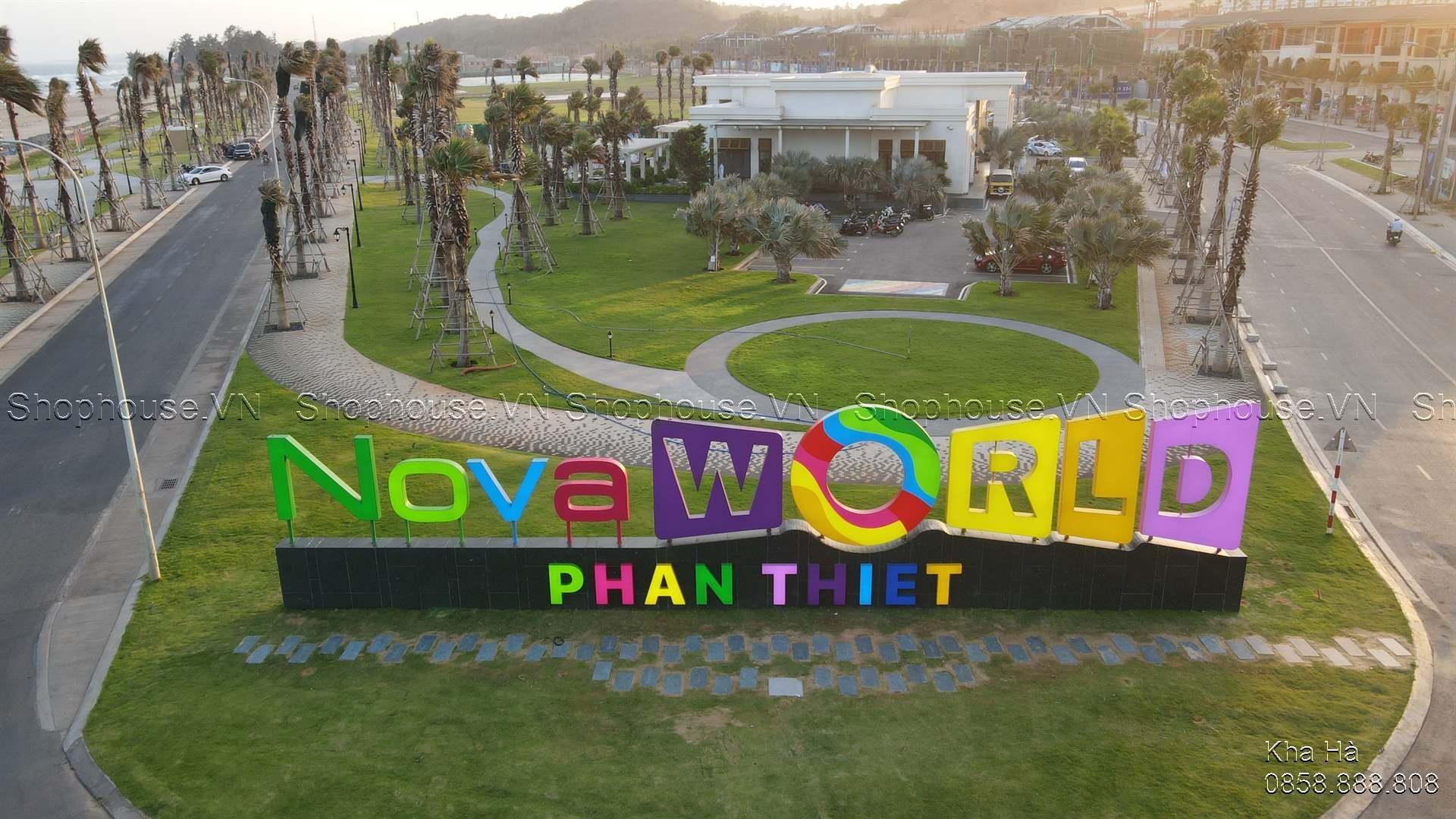 cong-chao-NovaWorld-da-mau-sac-don-khach