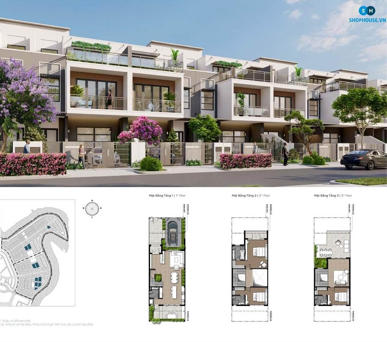 mat-bang-delux-green-house-phoenixsouth-Aqua-City-Dao-Phuong-Hoang-nha-pho-7.5x20