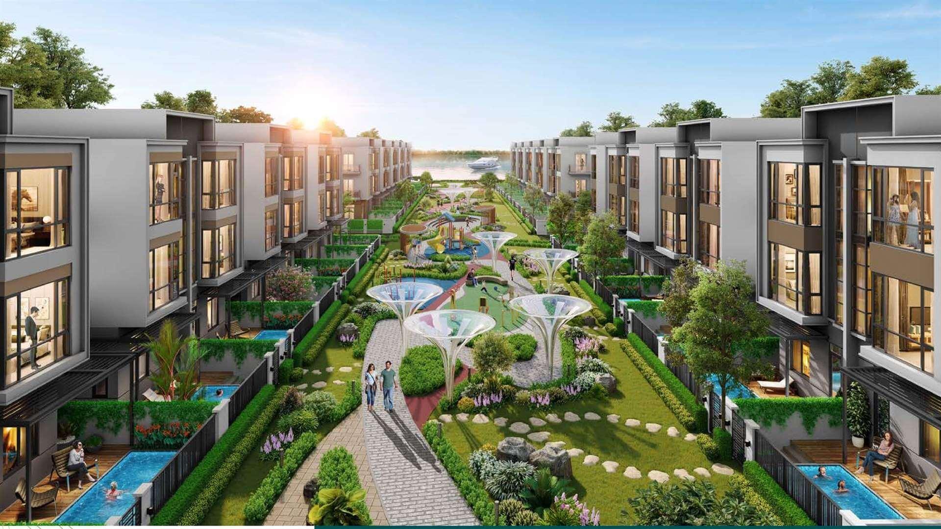 tien-ich-cong-vien-noi-khu-6300m2-phoenixsouth-Aqua-City-Dao-Phuong-Hoang
