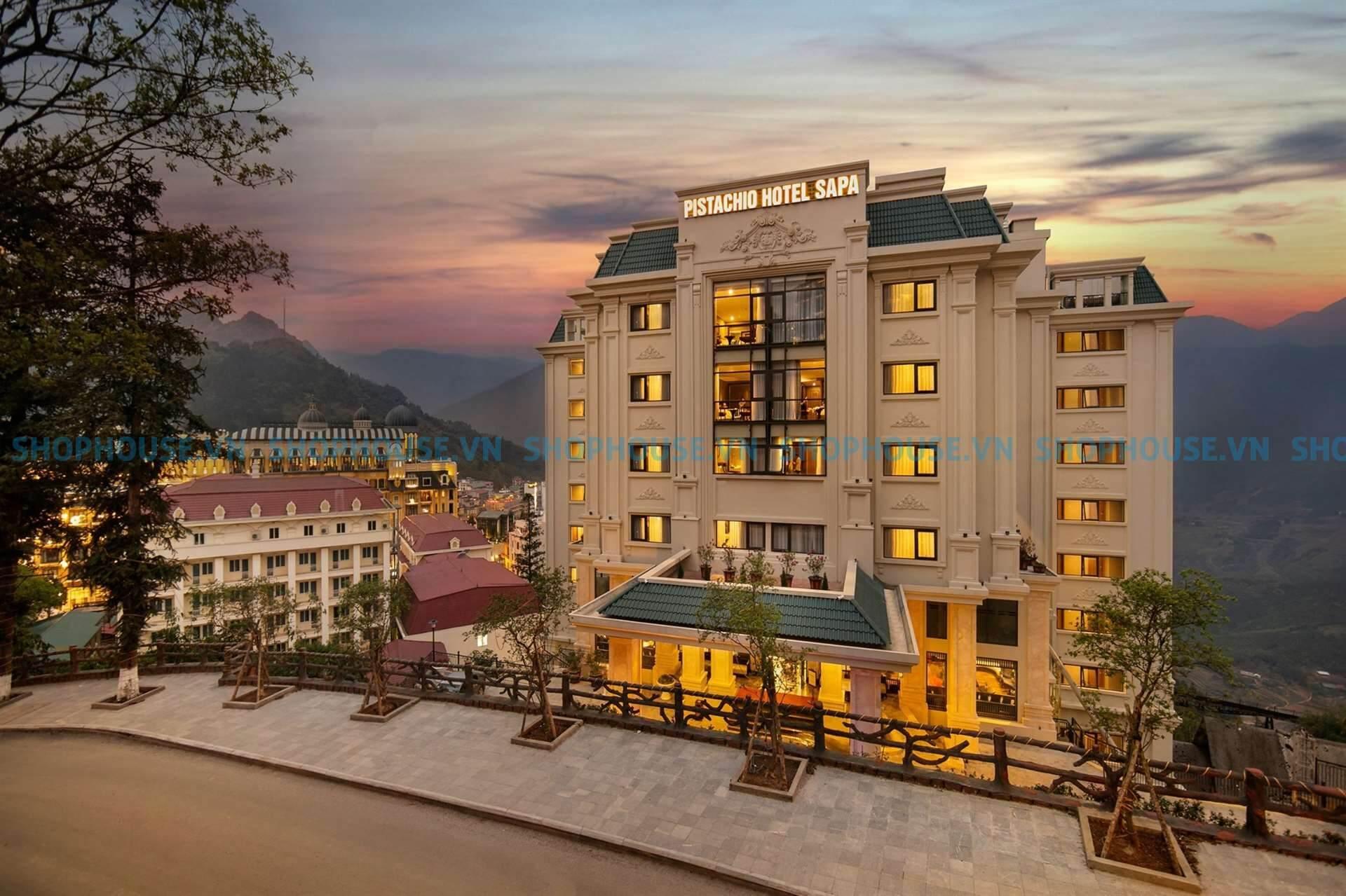 Pistachio Hotel khach san quoc te NovaWorld Da Lat Novaland