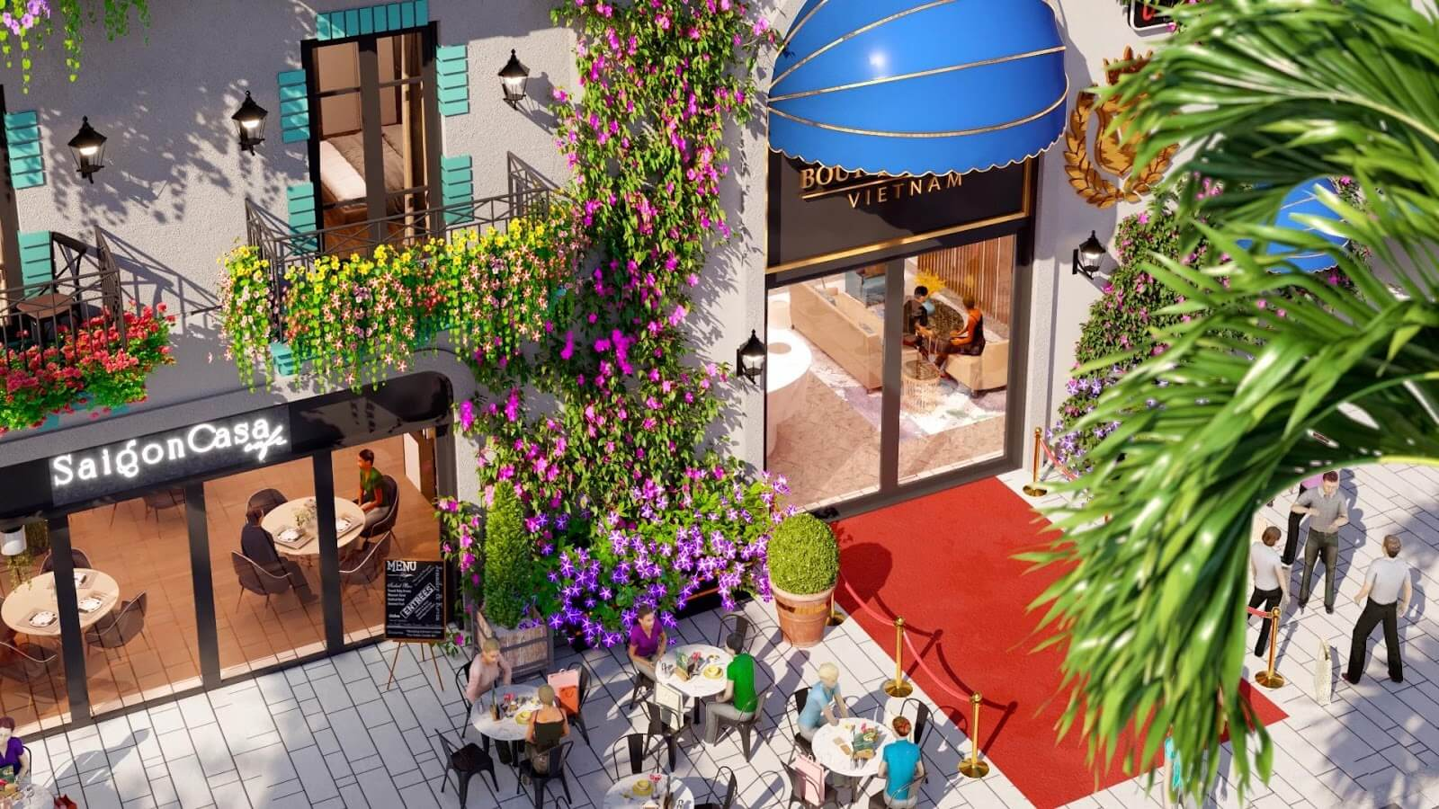 boutique-hotel-view-shop-cafe-novaworld