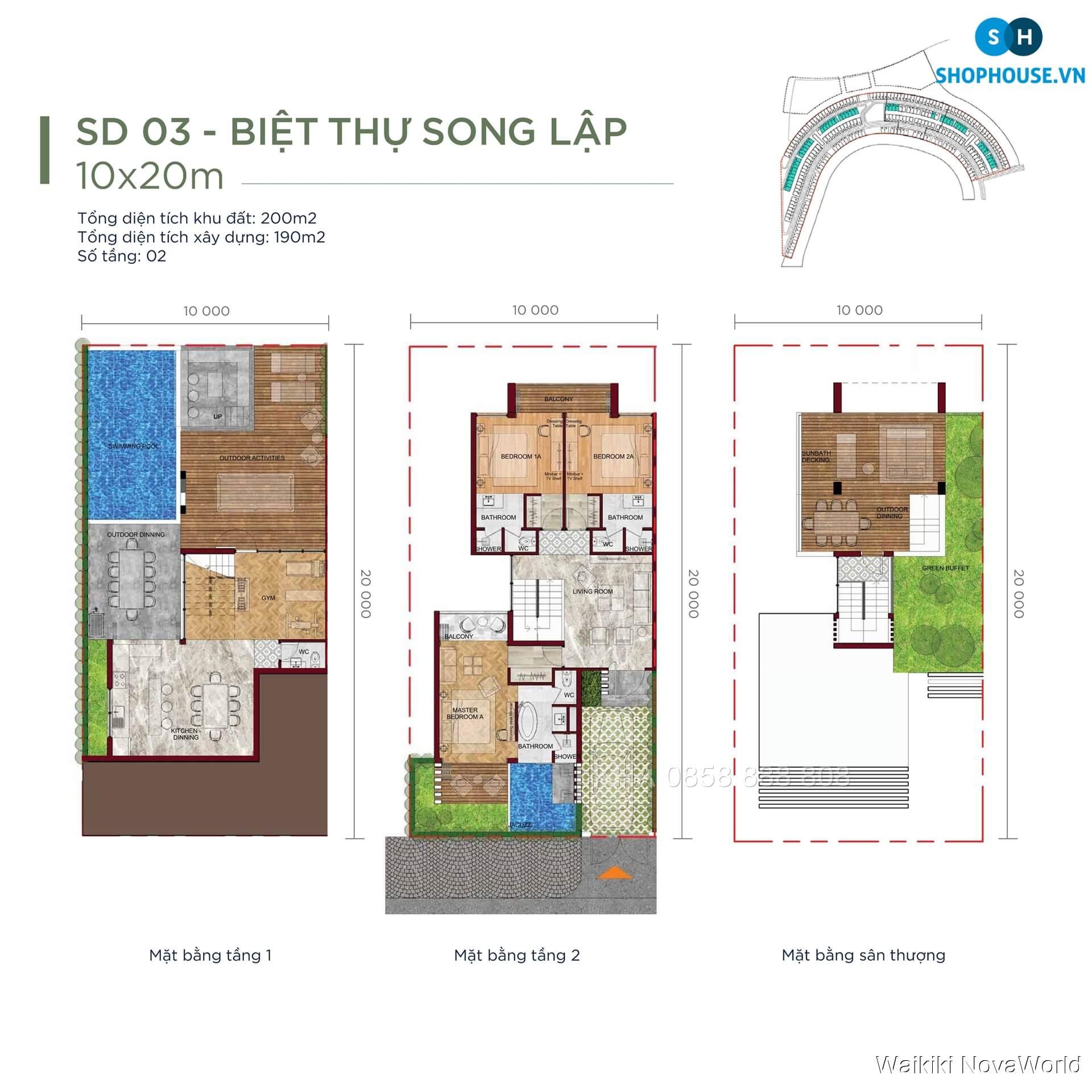 Waikiki-NovaWorld-mat-bang-tang-chi-tiet-biet-thu-villas-song-lap-10x20-SD03