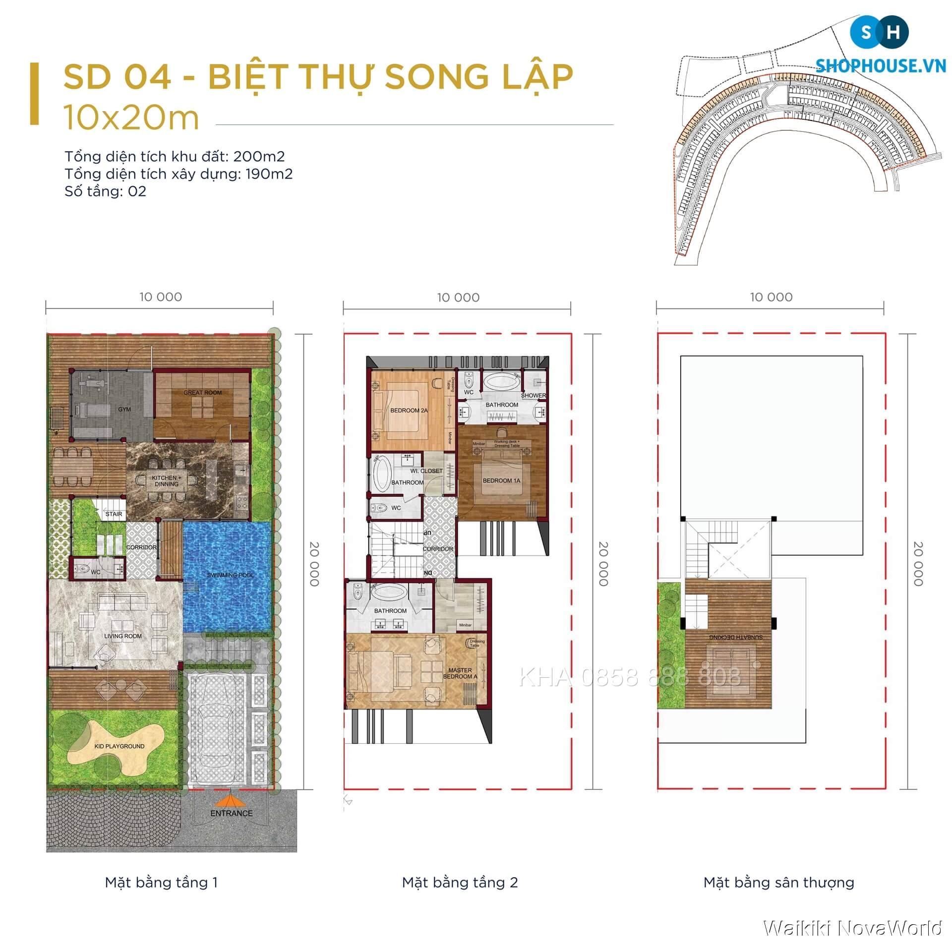 Waikiki-NovaWorld-mat-bang-tang-chi-tiet-biet-thu-villas-song-lap-10x20-SD04